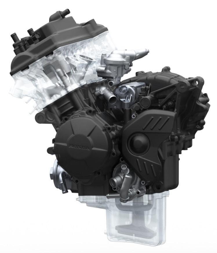 Bolton WorksSolid Works Assembly 2009 Honda CBR600RR Engine (4)