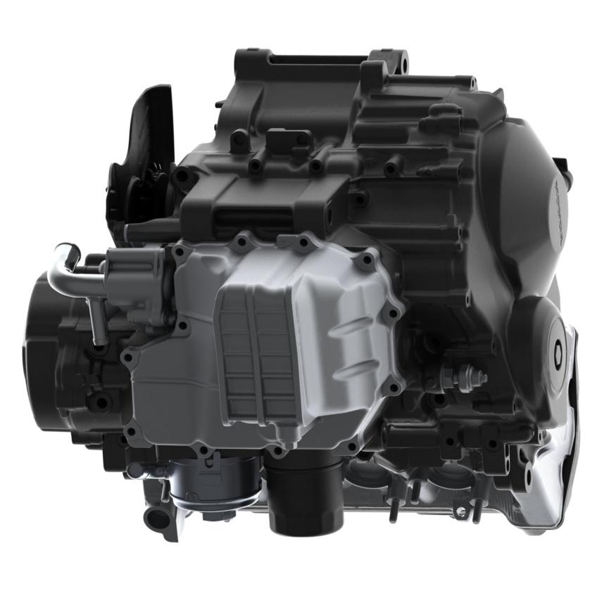 Bolton WorksSolid Works Assembly 2009 Honda CBR600RR Engine (5)