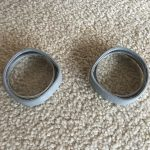 Oculus Quest Lens Holder (1 pair – no lenses)