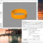 Oculus Quest Lens Holder (3D print file only)